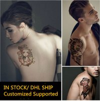 720 Styles Temporary Tattoos Body Art Decorations Waterproof...