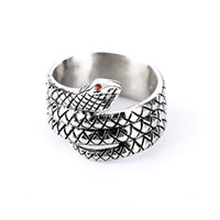 Private Design Penis Ring Eichelring Schlangenkopf Stil Metall Keuschheitsgerät männlich Cobra Ring für Männer