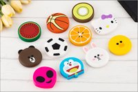 7 Styles Mini Cartoon Fruit Basketball Wireless Charger For ...
