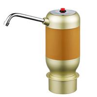 السفر المحمولة اللاسلكية موزع المياه مضخة مياه قابلة للشحن زجاجة drinkware ماجيك الحنفية الحنفية