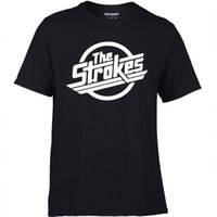 The Strokes Adult Camiseta - Todos los tamaños Colors New Camisetas Funny Tops Tee New Unisex Funny Tops 2018 Arrival Men's Fashion