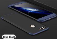 Per Huawei Honor 6X Cassa Del Telefono Cellulare 3-In-1 360 Gradi Antiurto Armatura Copertura Posteriore Dura Smart Per Huawei Honor 6X