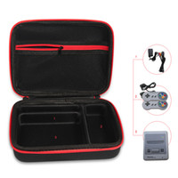 EVA Carrying Case For SNES Game Consol Travel Storage Hard S...