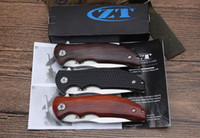 2017NEW Zero tolerance knives ZT 0606 pocket folding knife 8...