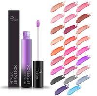 Nouvelle arrivée mode Classic Mat brillant à lèvres 26 couleur Pudaier Lipgloss Glossy Lipstick livraison gratuite