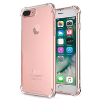 For Iphone 7 Plus 6s 6 X Shockproof Cover Case Crystal Clear...