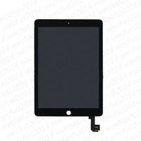 5PCS neuer LCD-Anzeige Touch Screen Digitizer Ersatz für iPad Air 2 freies Verschiffen