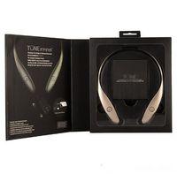 HBS 900 HBS-900 Sem Fio Esporte Neckband Headset fone de Ouvido Fone De Ouvido Estéreo Bluetooth Fones De Ouvido Fones De Ouvido Para HBS-900 iPhone X 8 Samsung S8