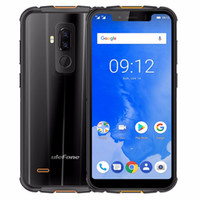 Ulefone Armor 5 4G RAM 64G ROM Smartphone 5,85 Zoll 1512 * 720 Pixel 5000mAh Batterie capcity Telefon Android 81