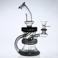 Glass Bong 22cm Glass Bongs Bowl Joint Size 14. 4mm Water Pip...