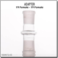 Manufacturer glass adapter 14- 14 14- 18 18- 18 female joint co...