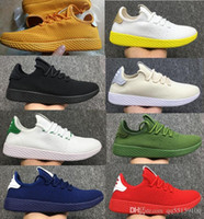 2018 New Pharrell Williams Pw Tennis Hu For Men Sneakers Wom...