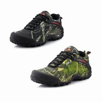 New outdoor hiking shoes Man Tactical Shoes wear- resistant w...