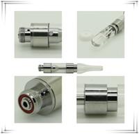 G5 Vape القلم خرطوشة 0.5ML 1.0ML مع خراطيش السيراميك لفائف الزجاج خزان CO2 النفط الملء خراطيش الاكريليك الشفاف بالتنقيط تلميح