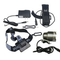 Bicycle Light CREE XM- L XML T6 LED 1800Lm Bicycle bike Head ...