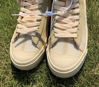 Alta qualidade preto estúdio branco sapatos 10x homens homens meados de halloween casual sapatos com laço zip laço tamanho vermelho tag US7-11