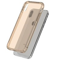 Clear Silicon Ultra Thin Soft TPU Case For iX Transparent Ph...