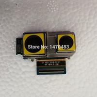 1pcs / lots BINYEAE Para Xiaomi Mi8 / Xiao Mi Mi 8 del reemplazo trasero de Big módulo de la cámara Flex Cable Parte Número de pista +