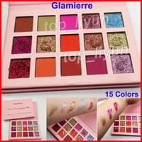 Glamierre Eyeshadow Palette Makeup Beauty Passion Berry Glit...