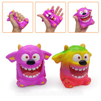 Monster Squishy Random Color Big Squishies Jumbo Slow Rising...