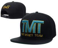 Hot selling Hot Style TMT Snapback Caps Hater Snapbacks Diamante Equipe Logotipo Esporte Chapéus Hip Hop Caylor Sons Snapback Bonés Frete Grátis