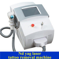 Best laser ND Yag tattoo removal equipment 532nm 1064nm 1320...