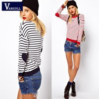 Women Sweater 2016 New Fashion Casual Spring Autumn 2 Color ...