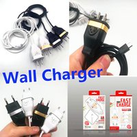 High Quality Wall Charger Adapter Metal Kits EU US Fast Char...