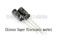 100 SZTUK 10UF 50V 5 * 11 mm kondensator elektrolityczny