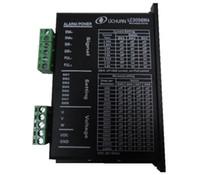 Новый 3-фазный драйвер шагового двигателя 20-50VDC 5.8 A LC3056MA Nema23 шагового двигателя контроллер для маршрутизатора с ЧПУ