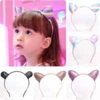 New Children' s Black Headband Europe and the United Sta...