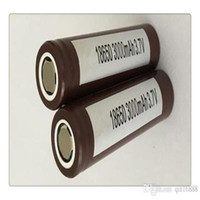 High Quality HG2 18650 Battery 3000mAh 35A MAX Rechargable L...