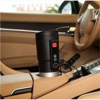 wholesales Intelligent Car Auto Heating Cup Adjustable Tempe...