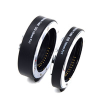 Auto Focus Macro Extension Tube Set for Fuji FX Camera Fujif...