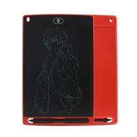Escrita LCD Tablet Digital Digital Portátil 8.5 Polegada Desenho Tablet Caligrafia Pads Placa Tablet Eletrônico para Crianças Adultos Crianças