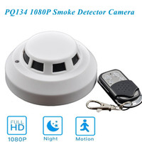 Full HD 1920*1080P Smoke detector Camera Remote Control came...