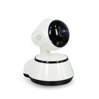 Wifi Ev Güvenlik IP Kamera FULL HD 720P IR Gece Görüş Bebek Monitörü Kablosuz Ağ CCTV Gözetleme Kamerası X9100C-PH36