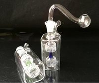 Mini two rounds of small pots , Wholesale Glass Bongs, Oil B...