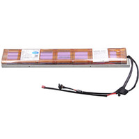 13S4P 48В 13Ah аккумулятор скейтборд 48 вольт литий аккумулятор 18650 с верхней NCR18650BD и BMS внутри