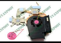 Yeni Dizüstü Soğutma fanı (soğutucu) Sony Vaio için soğutucu ile VGN-CS - 26GD2CAN040 DC5V 0.34A