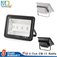 COB LED Flood Light 200W IP65 Projecteur extérieur étanche Réflecteur led Super lampe de pelouse de luminosité led projecteur AC85-265V
