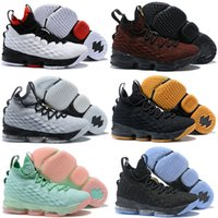 2018 New Arrival 15 XV EQUALITY Black White Basketball Shoes...