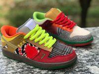 Sıcak Satış Dunk SB Düşük Pro QS Paris Erkek Kadın Koşu Ayakkabısı Ne Dunk Beyaz Dul Roswell Raygun Decon Trd Denim Kaykay Ayakkabı