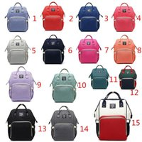 Diaper Bags Mommy Backpack Fashion Mother Maternity Nappies ...
