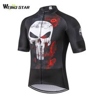 Men' s Breathable Short Sleeve Cycling Jersey Quick Dry ...