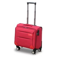 CARRYLOVE 2018 Новый способ 16/18 Размер Роллинг Камера Spinner Бренд Travel Suitcase Women Boarding Bag Carry On Suitcases Trunk