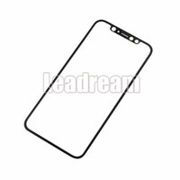 50pcs Good Quality Front Outer Touch Screen Glass Lens Replacement for iPhone X Xs Max Xr Free DHL