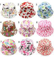 new Kids Bucket Hat Sewing Pattern Baby Infant Toddler Child...