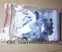 TL431 78L05 78L09 78L15 2N7000 2N5088 LM317L 13001 13003 2SD882 2N4401 TO92 11valuesX10pcs = 110pcs, kit surtido de transistores