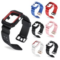 Integrated TPU Watch Band For Replacement Quick Fit Watch St...